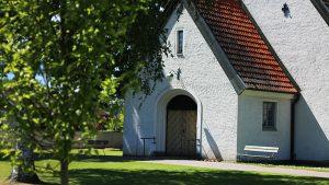 Trekanten_kyrka